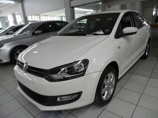 2011 Volkswagen Polo 1.6 Tdi Comfortline  Free State Bloemfontein_0