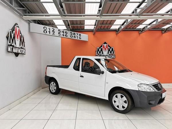 2014 Nissan NP200 1.5 Dci  Ac Safety Pack Pu Sc  Gauteng Pretoria_0