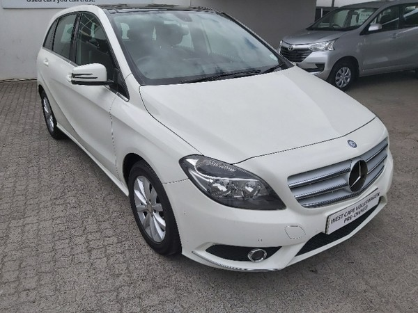 2013 Mercedes-Benz B-Class B 200 Be At  Western Cape Kuils River_0