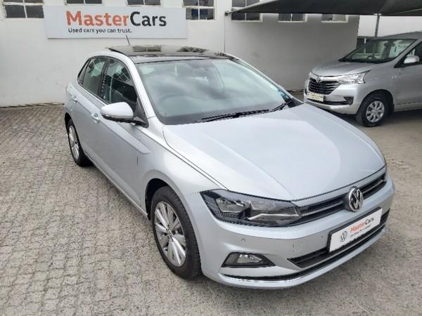 2020 Volkswagen Polo 1.0 TSI Highline DSG 85kW Western Cape Kuils River_0