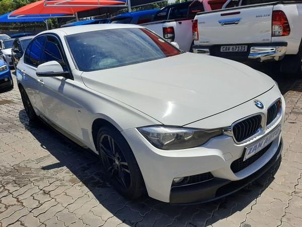 2016 BMW 3 Series 318i Auto Gauteng Bramley_0