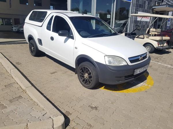 2011 Chevrolet Corsa Utility 1.4 Sc Pu  Gauteng Midrand_0