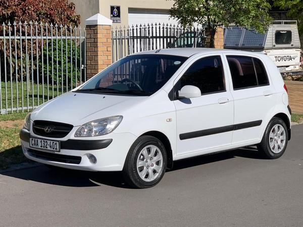 2010 Hyundai Getz 1.4 Hs  Western Cape Paarl_0