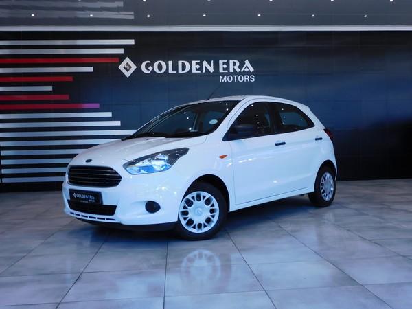 2018 Ford Figo 1.5 Ambiente 5-Door Gauteng Pretoria_0