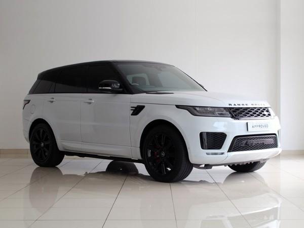 2020 Land Rover Range Rover Sport 5.0 V8 SC HSE DYNAMIC Western Cape Goodwood_0