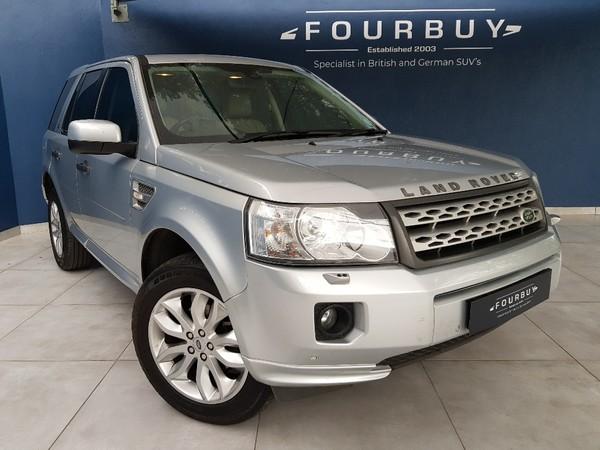 2012 Land Rover Freelander Ii 2.2 Sd4 Se At  Gauteng Four Ways_0