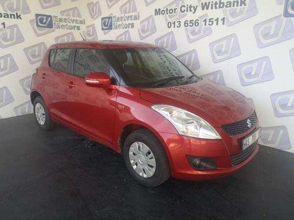 2014 Suzuki Swift 1.2 GL Auto Mpumalanga Witbank_0
