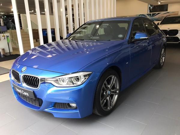 2016 BMW 3 Series 320D M Sport Auto Western Cape Paarl_0