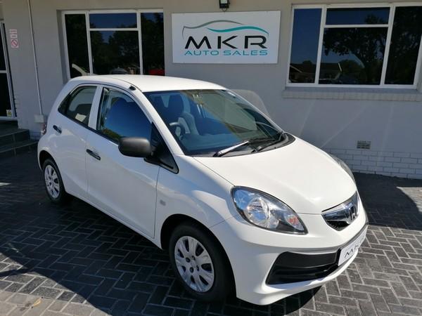 2014 Honda Brio 1.2 Trend 5-Door Eastern Cape Port Elizabeth_0