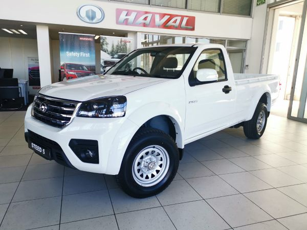 2020 GWM Steed 5 2.0 WGT Workhorse Single Cab Bakkie Gauteng Four Ways_0