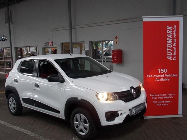 2018 Renault Kwid 1.0 Expression 5-Door Gauteng Pretoria North_0