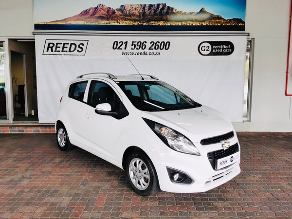 2017 Chevrolet Spark 1.2 Ls 5dr  Western Cape Goodwood_0