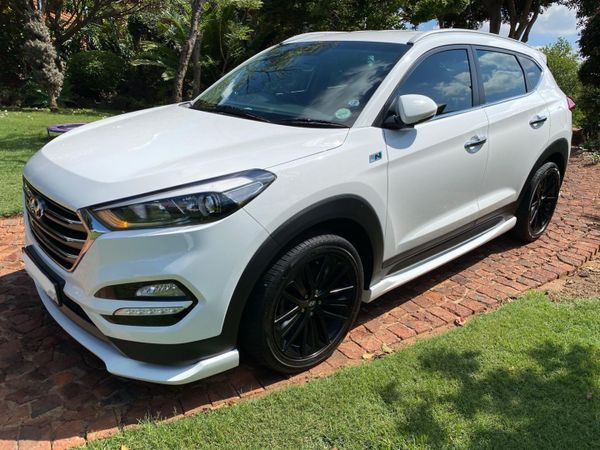 2017 Hyundai Tucson 1.6 TGDI Sport 150kW Gauteng Pretoria_0