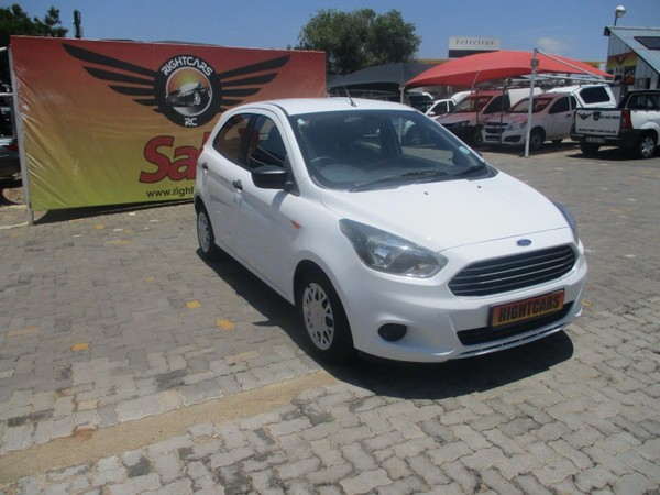 2017 Ford Figo 1.5 TDCi Ambiente 5-Door Gauteng North Riding_0