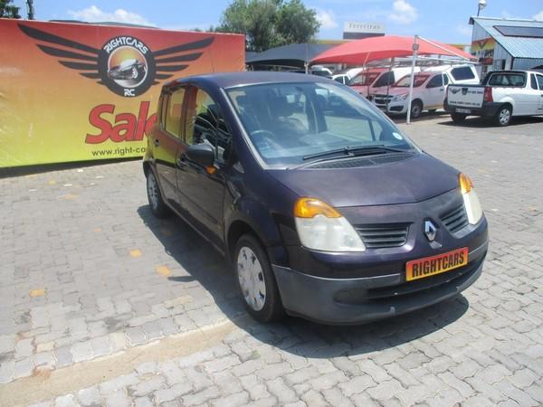 2006 Renault Modus 1.4 Expression  Gauteng North Riding_0