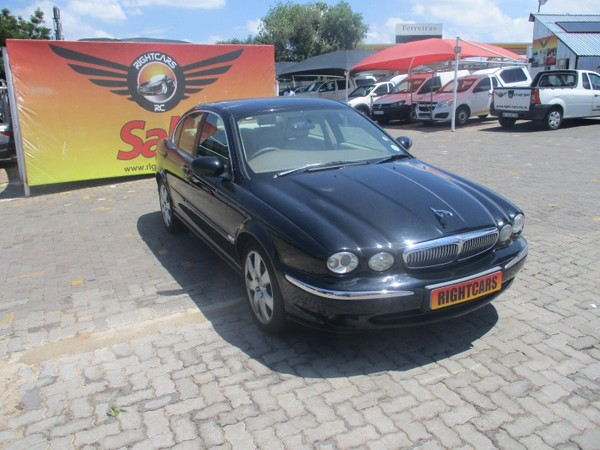 2006 Jaguar X-Type 2.0 Se At  Gauteng North Riding_0