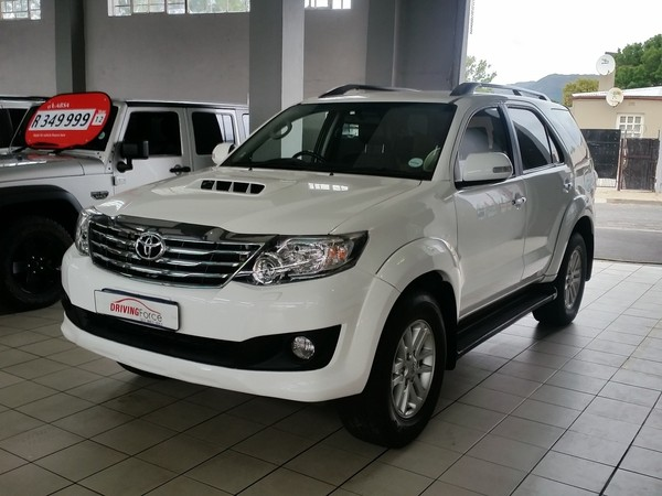 2014 Toyota Fortuner 3.0d-4d 4x4 At  Western Cape Wynberg_0