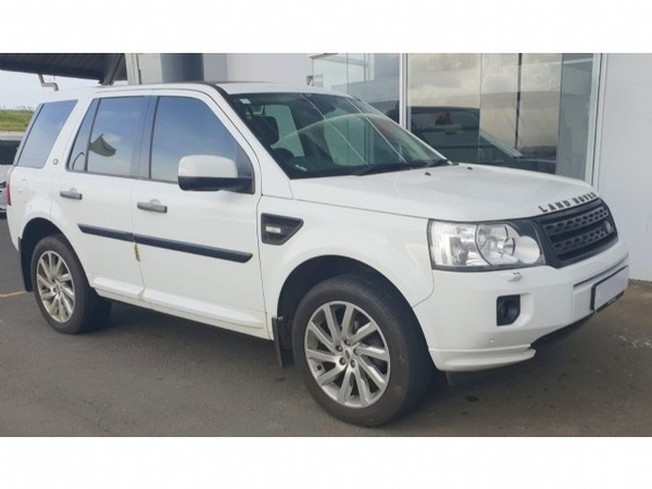 2013 Land Rover Freelander Ii 2.2 Sd4 Se At  Kwazulu Natal Mount Edgecombe_0