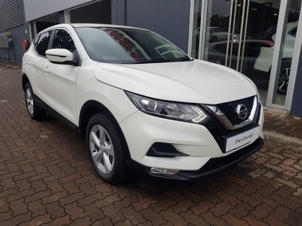2019 Nissan Qashqai 1.2T Acenta CVT Kwazulu Natal Pietermaritzburg_0