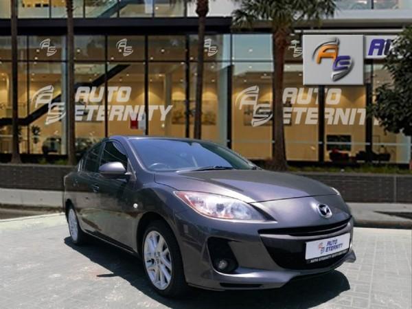 2014 Mazda 3 1.6 Sport Dynamic  Gauteng Alberton_0