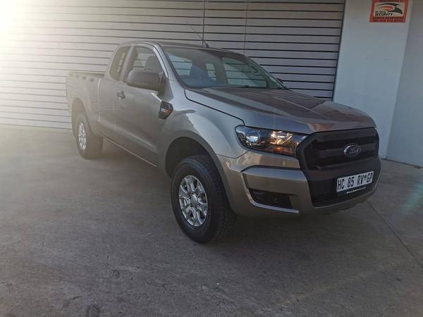 2017 Ford Ranger 2.2TDCi XL Auto Bakkiie SUPCAB Mpumalanga Barberton_0