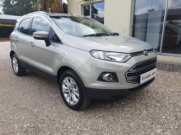 2016 Ford EcoSport 1.5TiVCT Titanium Auto Western Cape Worcester_0
