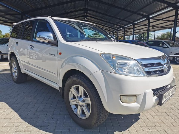 2011 GWM H5 2.4  North West Province Klerksdorp_0