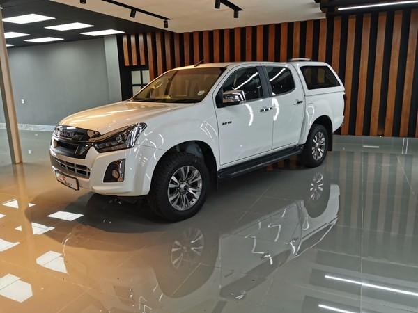 2020 Isuzu D-MAX 300 LX 4X4 Single Cab Bakkie Kwazulu Natal Pietermaritzburg_0