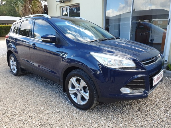 2013 Ford Kuga 1.6 Ecoboost Ambiente Western Cape Worcester_0