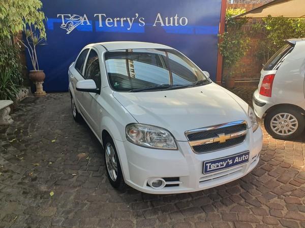 2014 Chevrolet Aveo 1.6 Ls At  Gauteng Edenvale_0