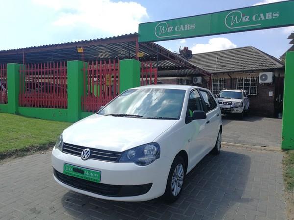 2011 Volkswagen Polo Vivo 1.4 Gauteng Kempton Park_0