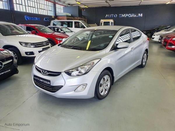 2012 Hyundai Elantra 1.6 Gls  Western Cape Maitland_0