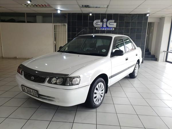1999 Toyota Corolla 180i Gle At  Gauteng Edenvale_0