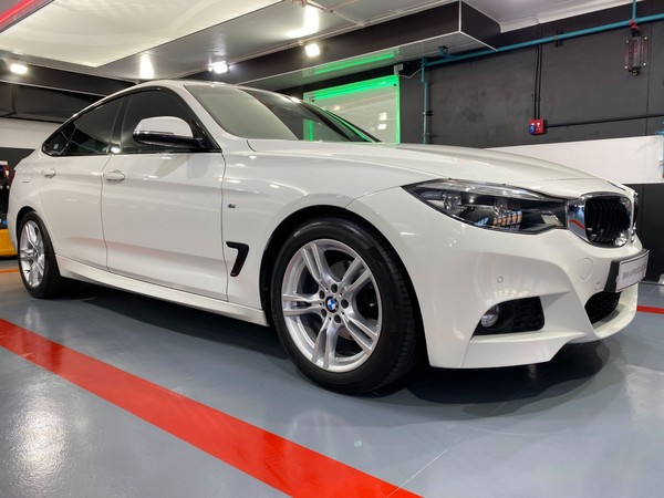 2017 BMW 3 Series 320d GT M Sport Auto Western Cape Somerset West_0