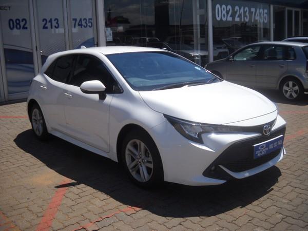2019 Toyota Corolla 1.2 T XS 5dr CVT auto Gauteng Centurion_0