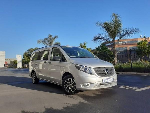 2019 Mercedes-Benz Vito 111 1.6 CDI Tourer Gauteng Centurion_0