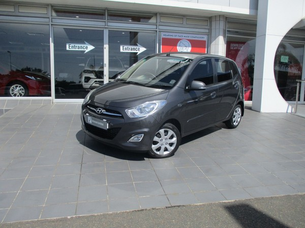 2013 Hyundai i10 1.25 Gls At  Kwazulu Natal Durban North_0