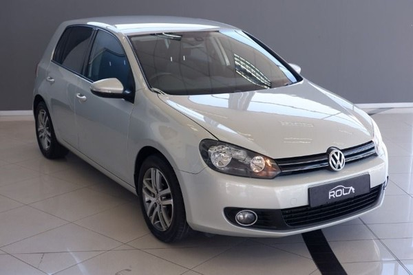 2011 Volkswagen Golf Vi 1.4 Tsi Comfortline  Western Cape Somerset West_0