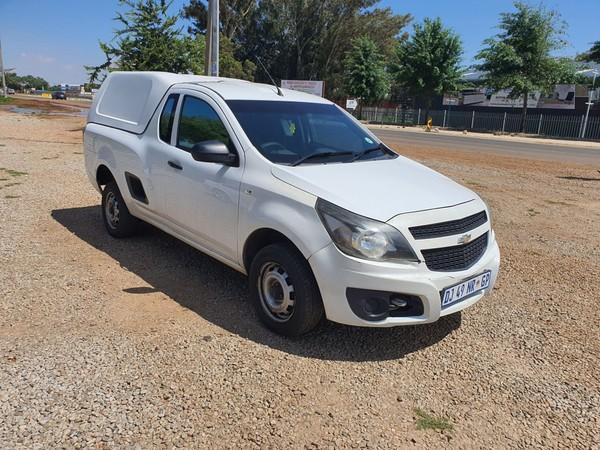 2014 Chevrolet Corsa Utility 1.4 Sc Pu  Gauteng Lenasia_0