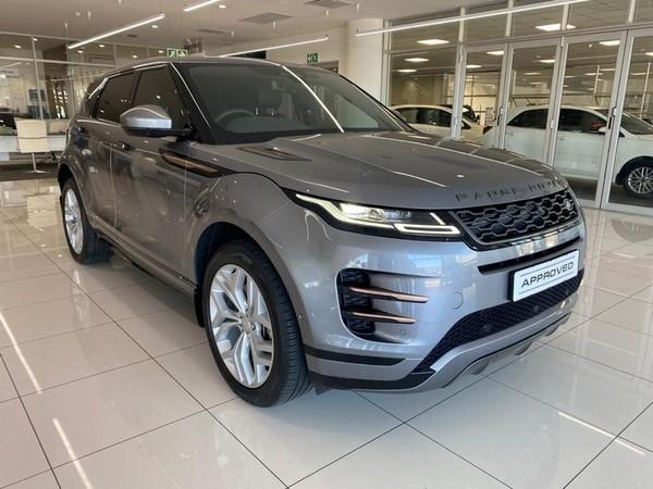 2020 Land Rover Evoque 2.0D SE 132KW D180 Free State Bloemfontein_0