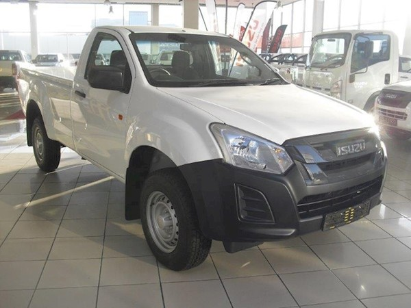 2021 Isuzu D-MAX 250 HO Fleetside Safety Single Cab Bakkie Free State Bloemfontein_0