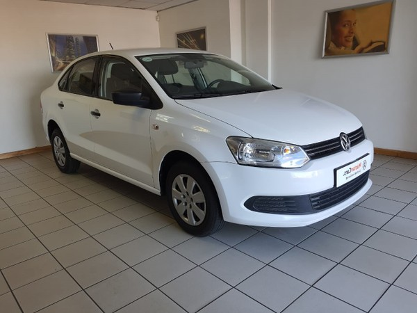 2016 Volkswagen Polo GP 1.6 Trendline Gauteng Four Ways_0