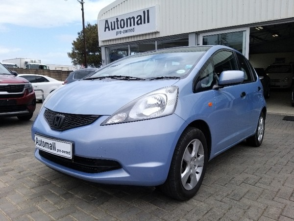 2010 Honda Jazz 1.4i Lx  Eastern Cape East London_0