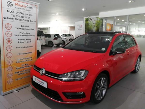 2017 Volkswagen Golf Vii 1.4 Tsi Comfortline Dsg  Kwazulu Natal Durban_0