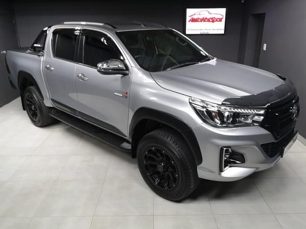 2020 Toyota Hilux 2.8 GD-6 RB Legend Double Cab Bakkie Western Cape Cape Town_0