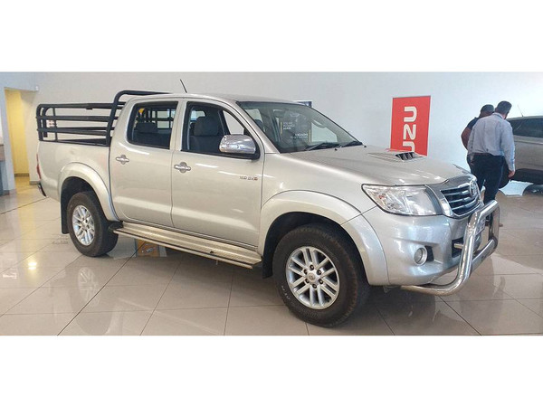 2012 Toyota Hilux 3.0d-4d Raider Rb At Pu Dc  Mpumalanga Lydenburg_0
