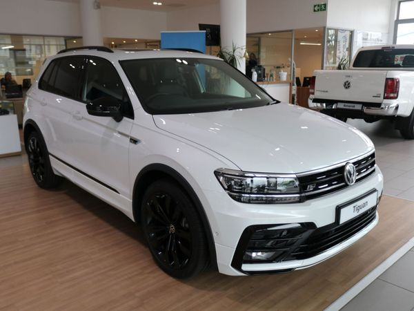 2021 Volkswagen Tiguan 2.0 TDI Highline 4Mot DSG Western Cape Parow_0