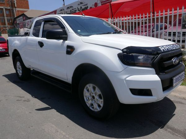 2019 Ford Ranger 2.2TDCi PU SUPCAB Gauteng Bramley_0