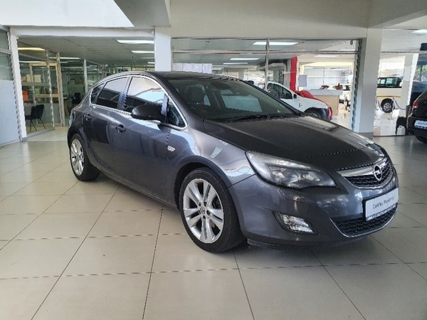 2011 Opel Astra 1.6t Sport 5dr  Free State Welkom_0