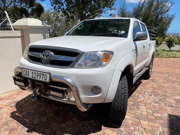 2006 Toyota Hilux 4.0 At Raider 4x4 Pu Dc  Western Cape Hermanus_0